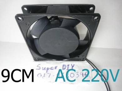 AC 220V cooling fan 90*90*25mm industrial fan