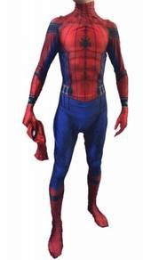 Spiderman costume cosplay Superhero halloween 1