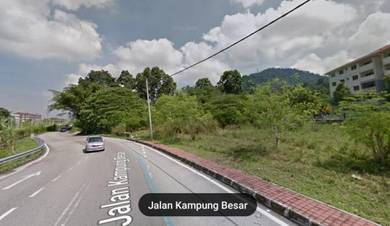 Bukit Mertajam Land (Can sell partially from 1Acre to 9Acres)