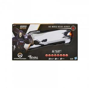 [Ready Stock] Nerf Overwatch Reaper Wight Edition