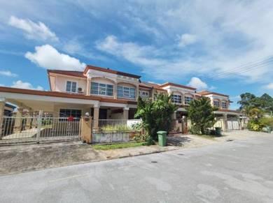 Double Storey Corner Terrace Taman Desa Moyan Batu Kawa - Matang