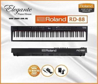 Roland RD-88Bk Stage Piano