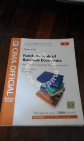 Fundamental of business economics - CIMA Elsivier