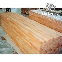 Wood for funiture finger joint tulang