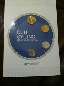 Malaysia Third Series Coin Set