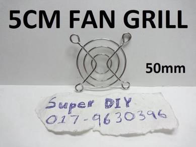 50*50mm 5cm fan protective grill metal fan guard
