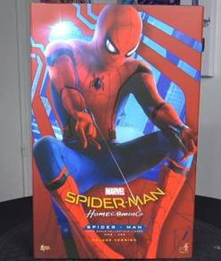 Hot Toys 16th Scale MMS426 Spider-Man Homecoming