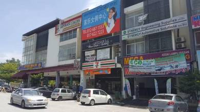 Kiara Business Centre shop lot for sale Semenyih | Fully tenanted