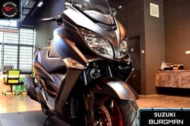 Suzuki Burgman 400 New 2019 Shop Loan !!!!!