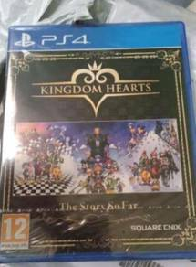 PS4 Game Kingdom Hearts The Story So Far R2 NEW