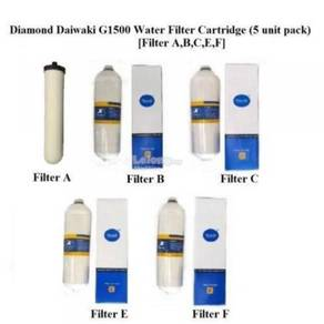 Diamond OEM G1500 Filter Cartridge/G017