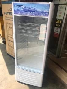 Glass door fridge 200L / Hitec -200Liter