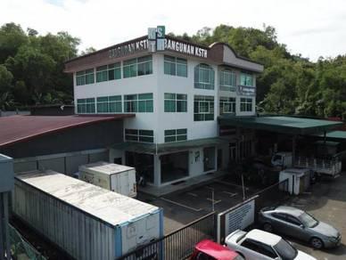 Warehouse at Inanam
