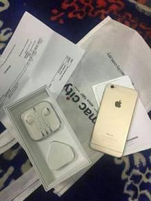 Iphone 6 64gb original myset fullset