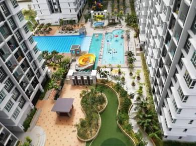 BELOW VALUE FREEHOLD Parkland Residences Condo Kampung Lapan Tengkera