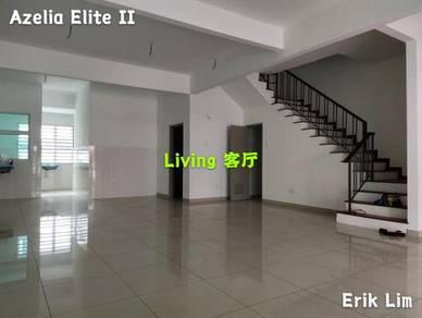 Bukit Banyan Azelia Elite II 2-Storey Terrace House 24'x75' NEW HOUSE