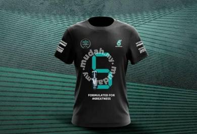F1 Sepang Petronas T-Shirt Polo Grand Prix GP 2019