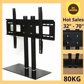 Universal led tv bracket with table stand 32