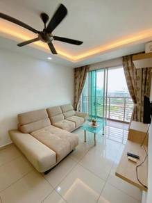 Larkin Height Apartment, Larkin Perdana, Near Town, Low Deposit