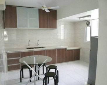 Harmony View Jelutong FULLY Furnished Renovated 1 Carpark 4 Aircond
