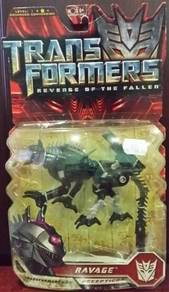 Transformers ROTF - Deluxe Ravage