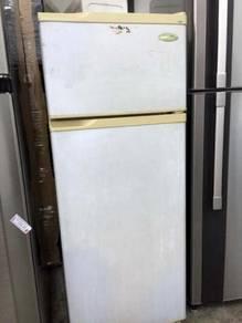 2 Doors Refrigerator Fridge Peti Sejuk Ais Acson