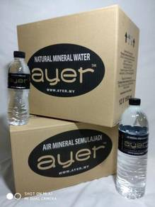 Mineral water putrajaya