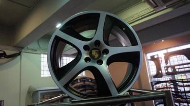 Porsche Cayenne Q7 Touareg 22 rim wheels