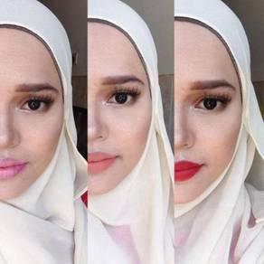 Make Up Dinner Konvokesyen Tunang Nikah Sanding