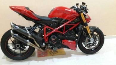 Ducati Streetfighter 1098s Superb moto
