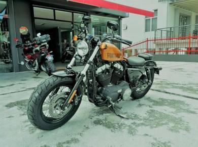 Harley davidson 48 unregistered 2015 MERDEKA SALES