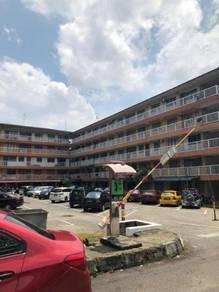 Pasir Gudang lv2 Cendana 7 Flat Blok 36 Full Loan 10min to PG Highway
