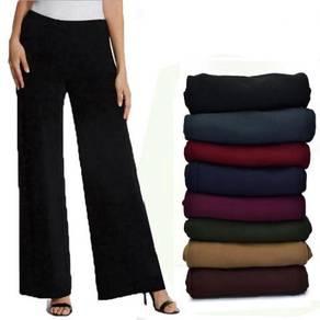 SC27 Non-iron Seluar Panjang Wanita Long Pant Wome