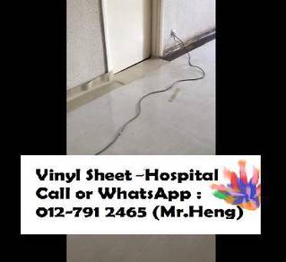 Heavy-Duty use Vinyl Sheet Flooring 56sd1