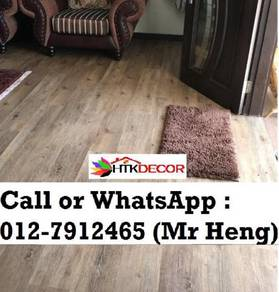 NEW Made Vinyl Floor with Install 91AC