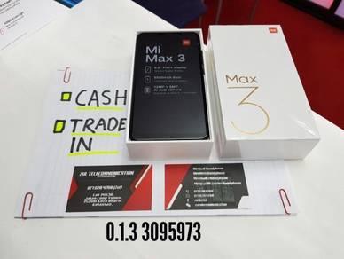 Xiaomi - mi max 3 - 64gb - new
