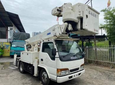Rebuild new isuzu skylift 14.5 meter import japan