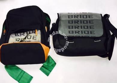 Bride bag sling bag pack