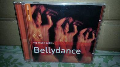 CD The Rough Guide to Bellydance