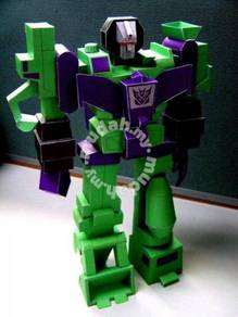 Transformers G-1 Energy Model Toy
