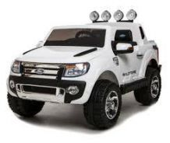 White kids eletrick ford ranger