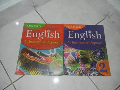 Oxford English Book1 and Book2
