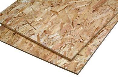 Osb wood board for furniture