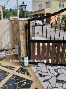 Johor Gelang Patah Auto Gate install Autogate JB