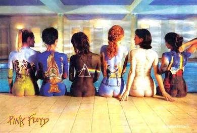 Poster PINK FLOYD THE POSTER 24x36 INCH MUSIC RO 2