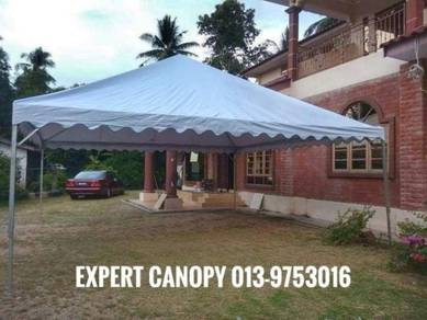 Canopy Pyramid 20x20 Murah lajok