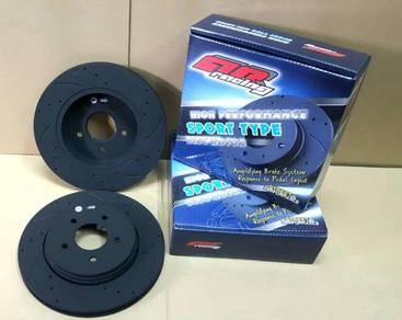 AR Racing Disc Rotor For Toyota Vellfire Hybrid