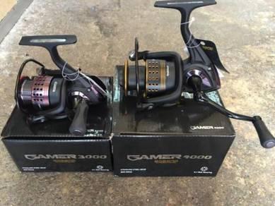 Bossna Gamer 2000 - 6000 Fishing Reel Pancing