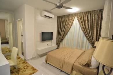 Aspire Residence Condo 100% FULL LOAN Dgn Harga Paling Rendah