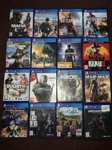 PS 4 games cheap